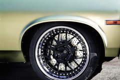 Edgar's Nova on Forgeline WC3 Wheels