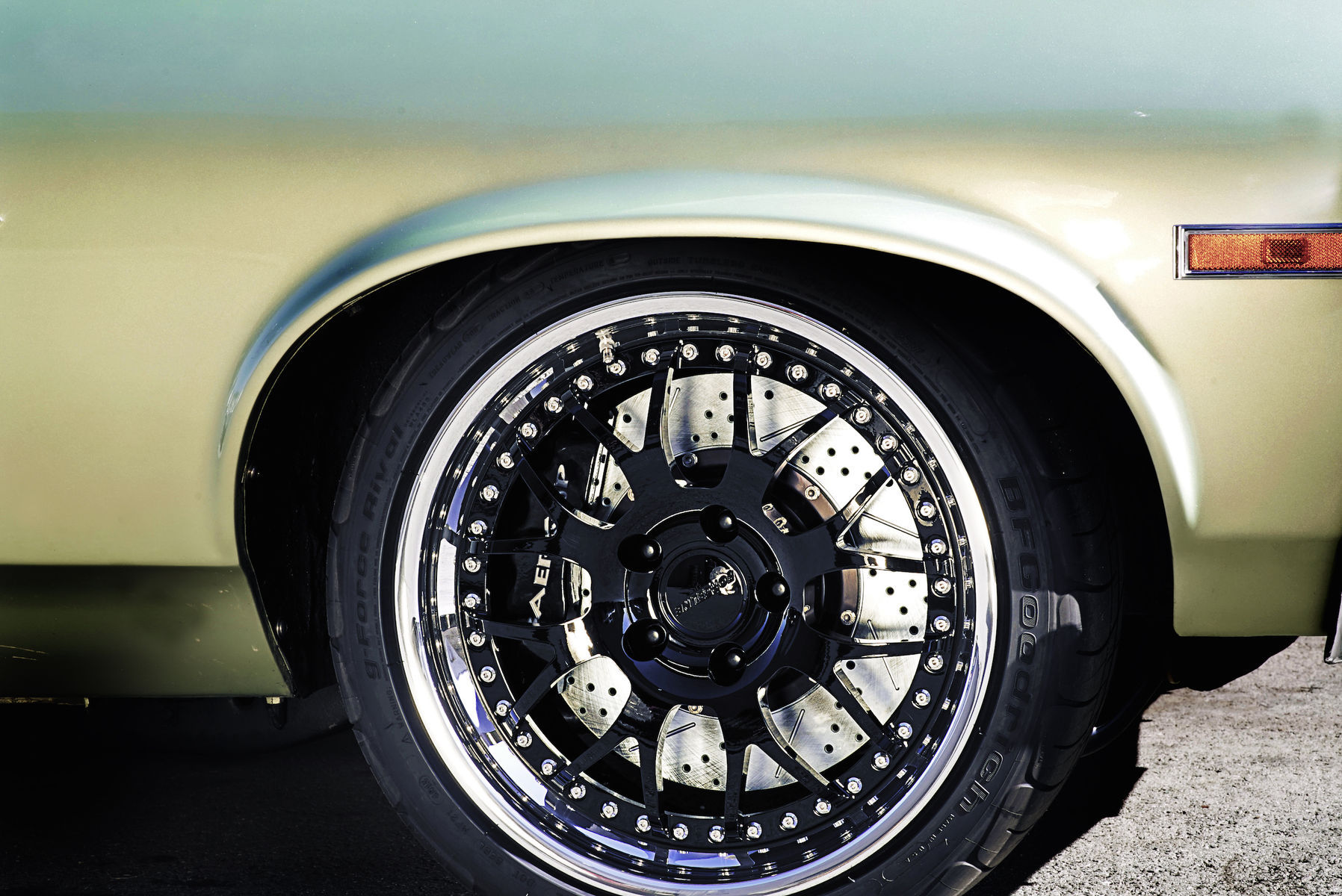 1971 Chevrolet Nova | Edgar's Nova on Forgeline WC3 Wheels