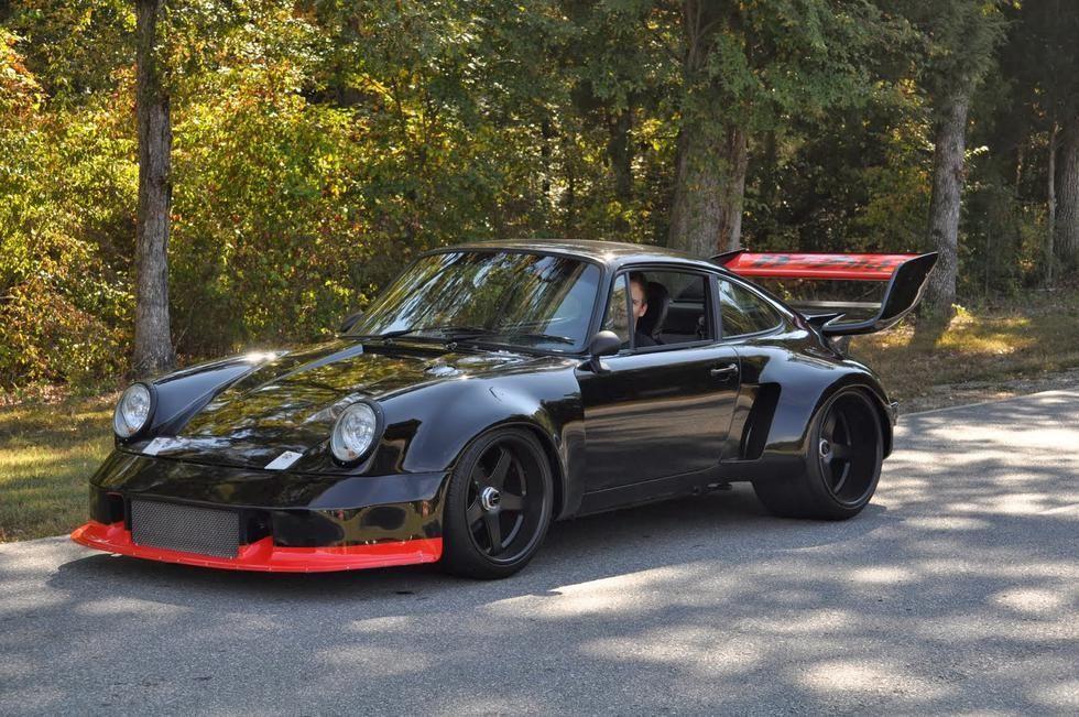 1986 Porsche 911 | D-Zug Produkte's Projekt Mjølner Porsche 930