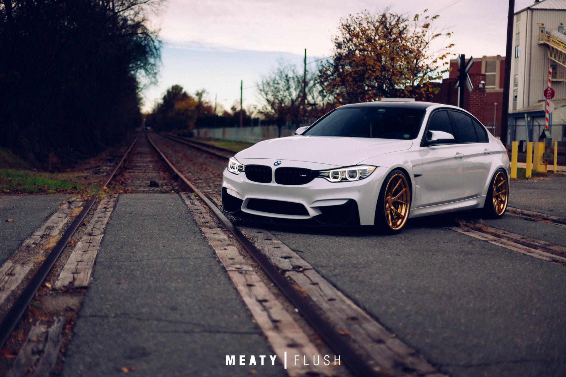 2015 BMW M3   BMW M3 Sport 5V Concave
