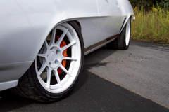 Craig Hardee's Detroit Speed '69 Camaro Convertible on Forgeline Rebel Wheels