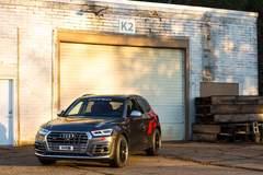 H&R 2018 Audi SQ5