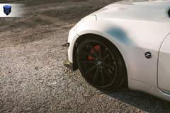 Custom 350Z - Front Left Wheel