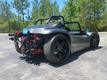 Auto Fanatik's Turbocharged Meyers Manx Buggy on Forgeline SC3C Wheels