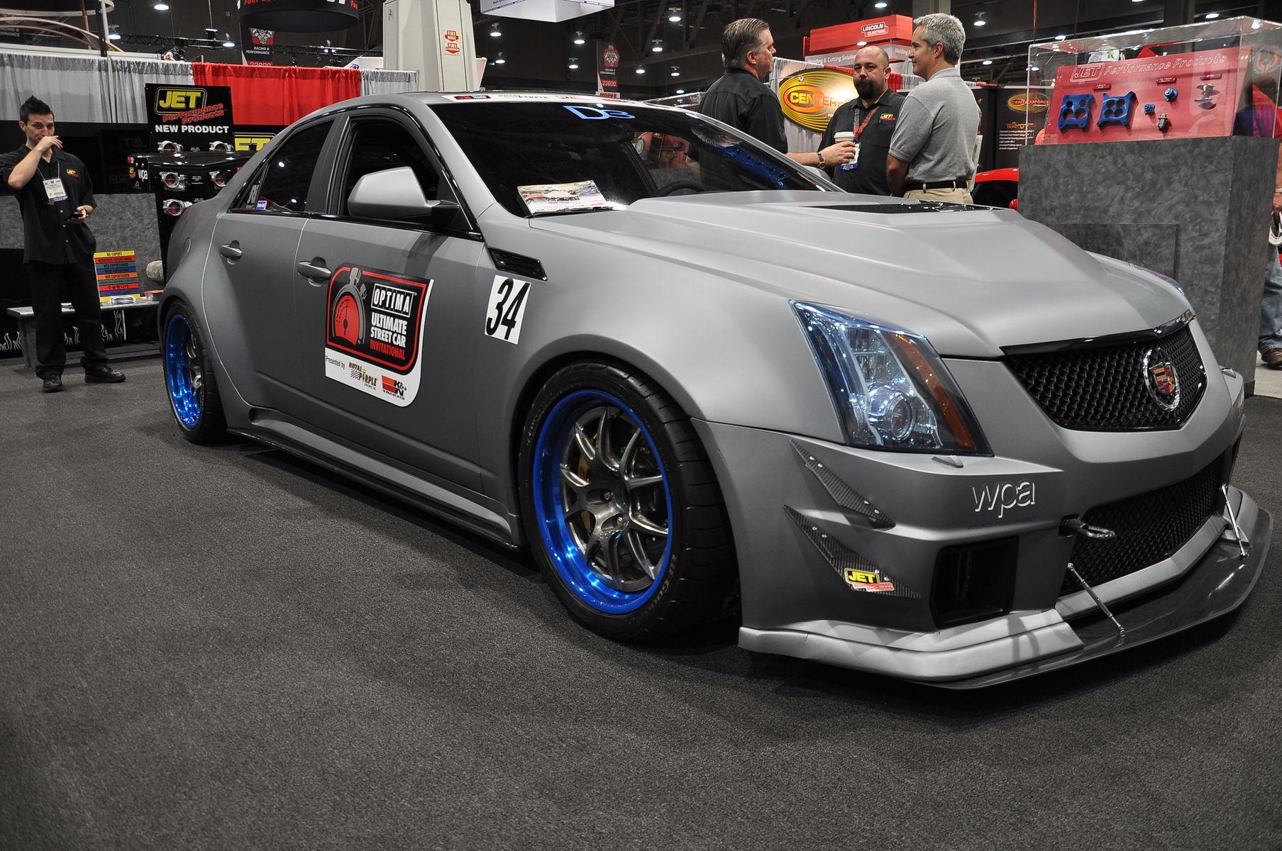 2013 Cadillac CTS-V   2013 Cadillac CTS-V