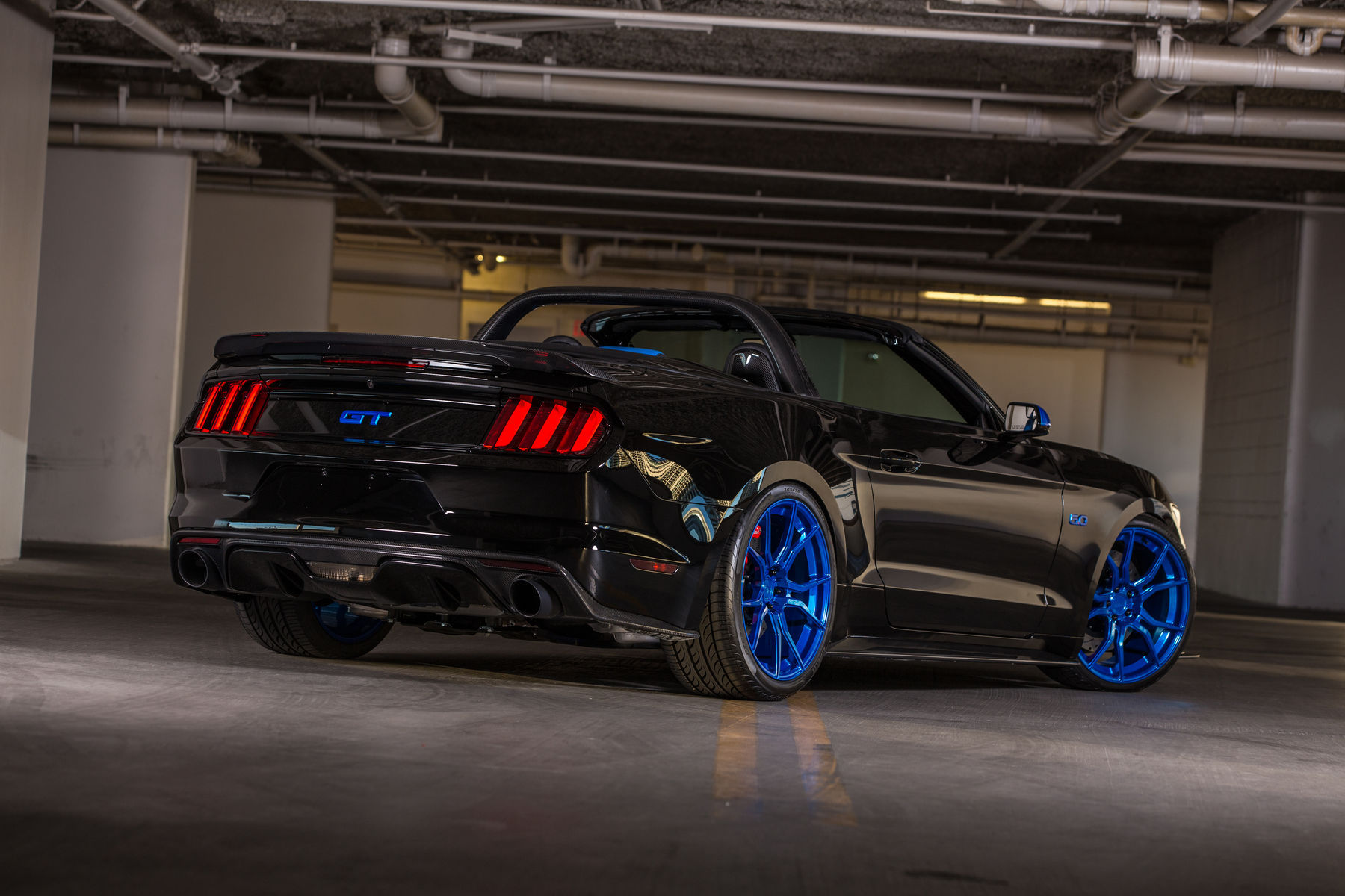 2015 Ford Mustang   2015 MAD Industries Ford Mustang