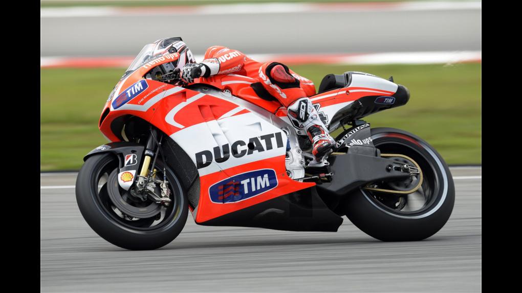 2013 Ducati  | 2013 MotoGP - Malaysia