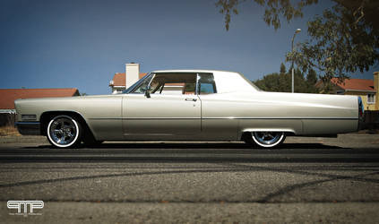 1968 Cadillac DeVille | 1968 Cadillac Coupe DeVille