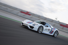 '15 Porsche 918 Spyder