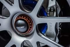 Scuderia Cameron Glickenhaus SCG003S on GA1R Wheels