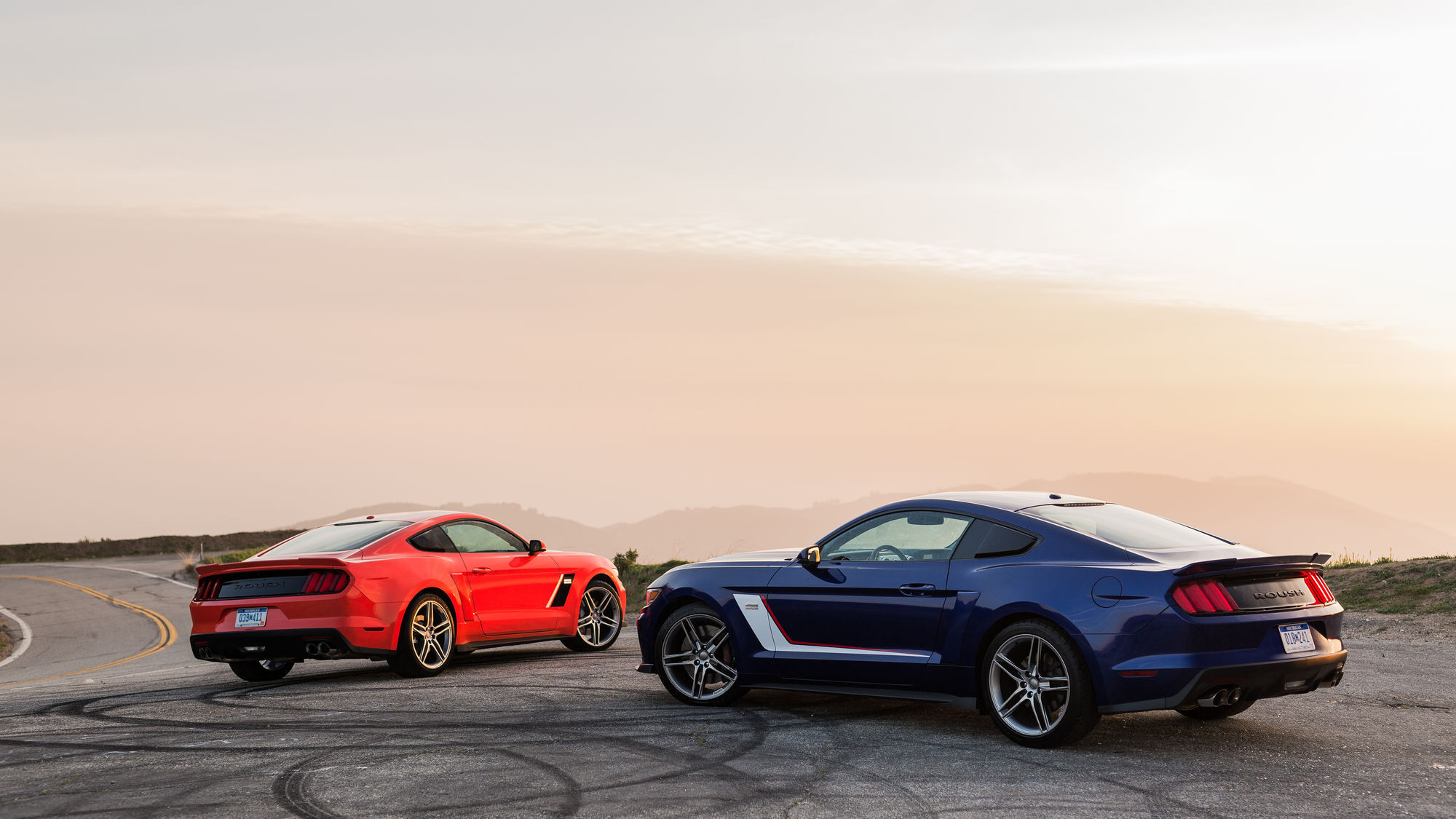 2015 Ford Mustang | 2015 ROUSH Stage 3 Mustang
