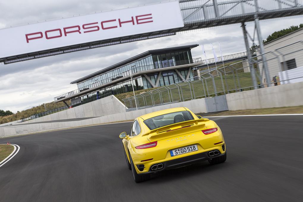 2014 Porsche 911 | '14 Porsche 911 Turbo