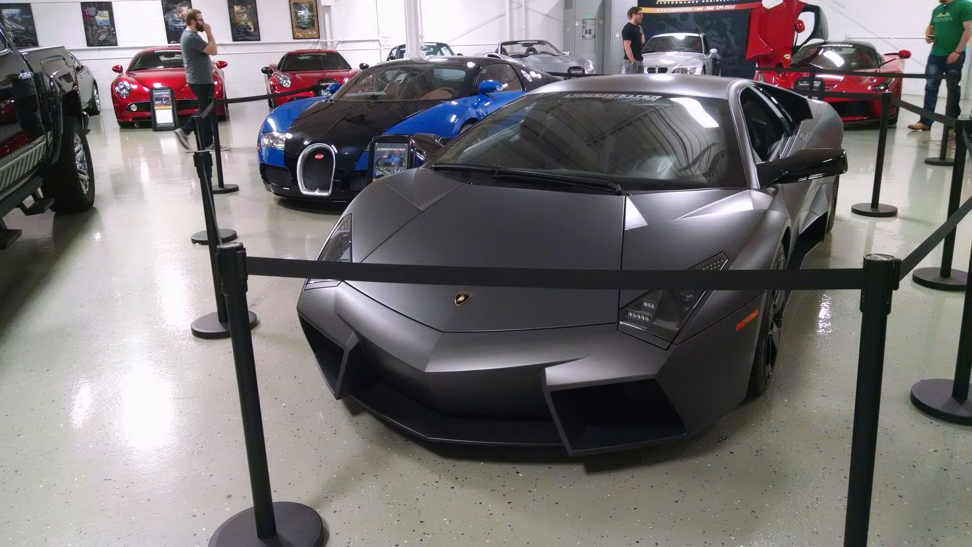 | Exotic Supercars