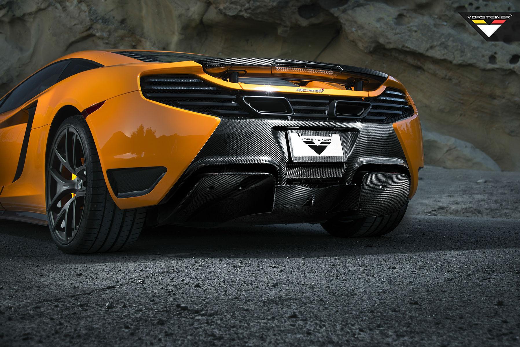 2013 McLaren MP4-12C | Vorsteiner McLaren MP4-VX
