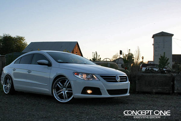 2010 Volkswagen CC | '10 VW CC on Concept One RS55's