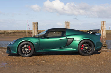 2016 Lotus Exige | 2016 Lotus Exige Sport 350