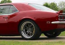 Nathan Johnson's Incredible 1968 Camaro on Forgeline GA3 Wheels