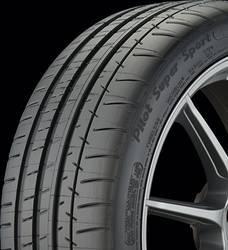 Michelin Pilot Super Sport tires size 245/35ZR20