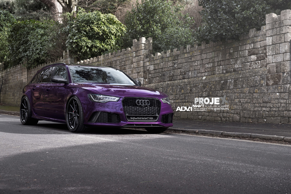 2012 Audi RS 6 | '12 Audi RS6 on ADV.1's