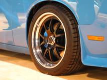 Petty's Garage 426 HEMI Tribute Dodge Challenger on Center Locking Forgeline GA3 Wheels