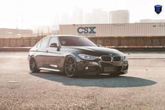 BMW 330i - 3 Series Side View
