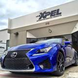 Lexus RCF with XPEL ULTIMATE