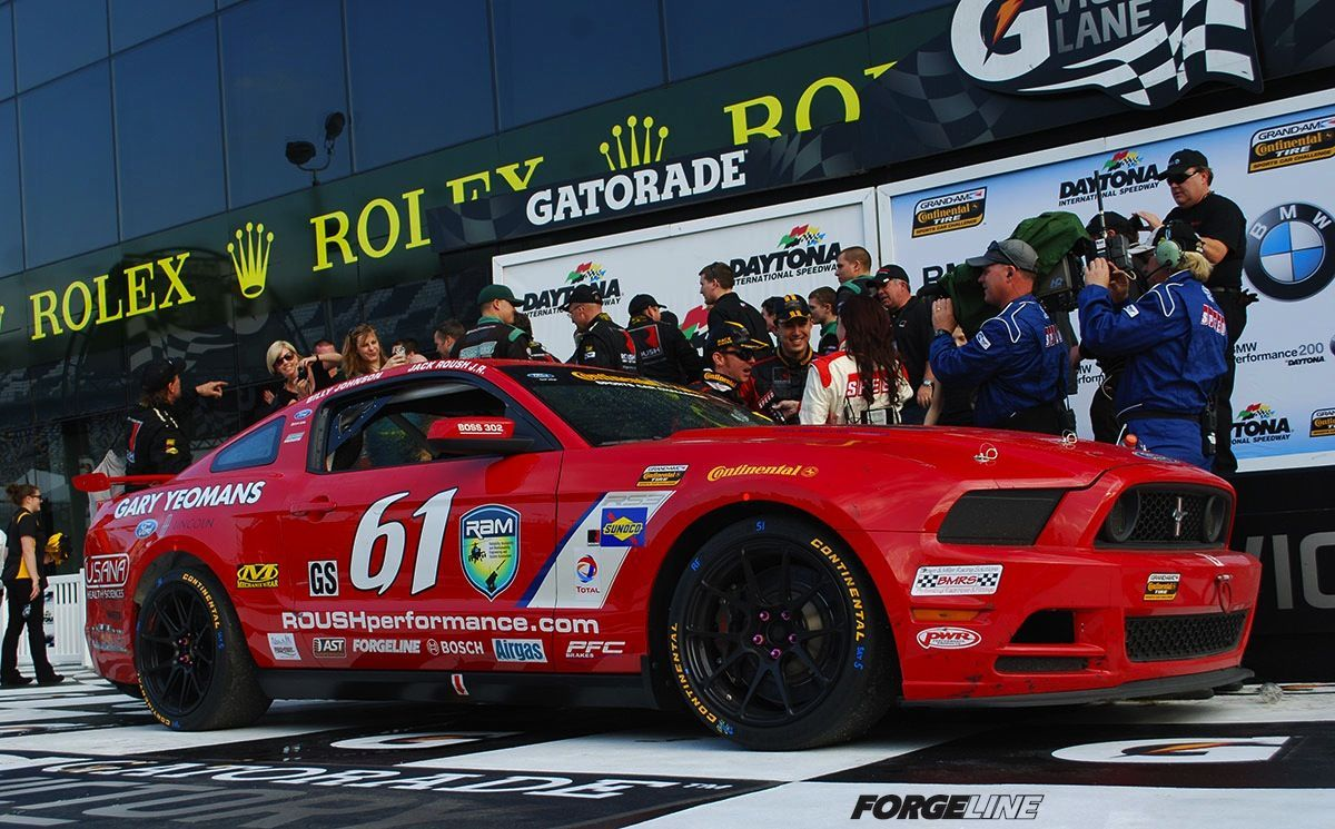 2012 Ford Mustang | Billy Johnson Tackles Monster Energy NASCAR Cup Series at Sonoma