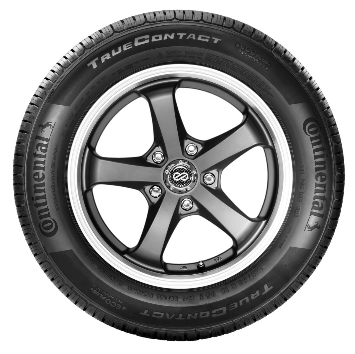   Latest tire from Continental Tire, TrueContact