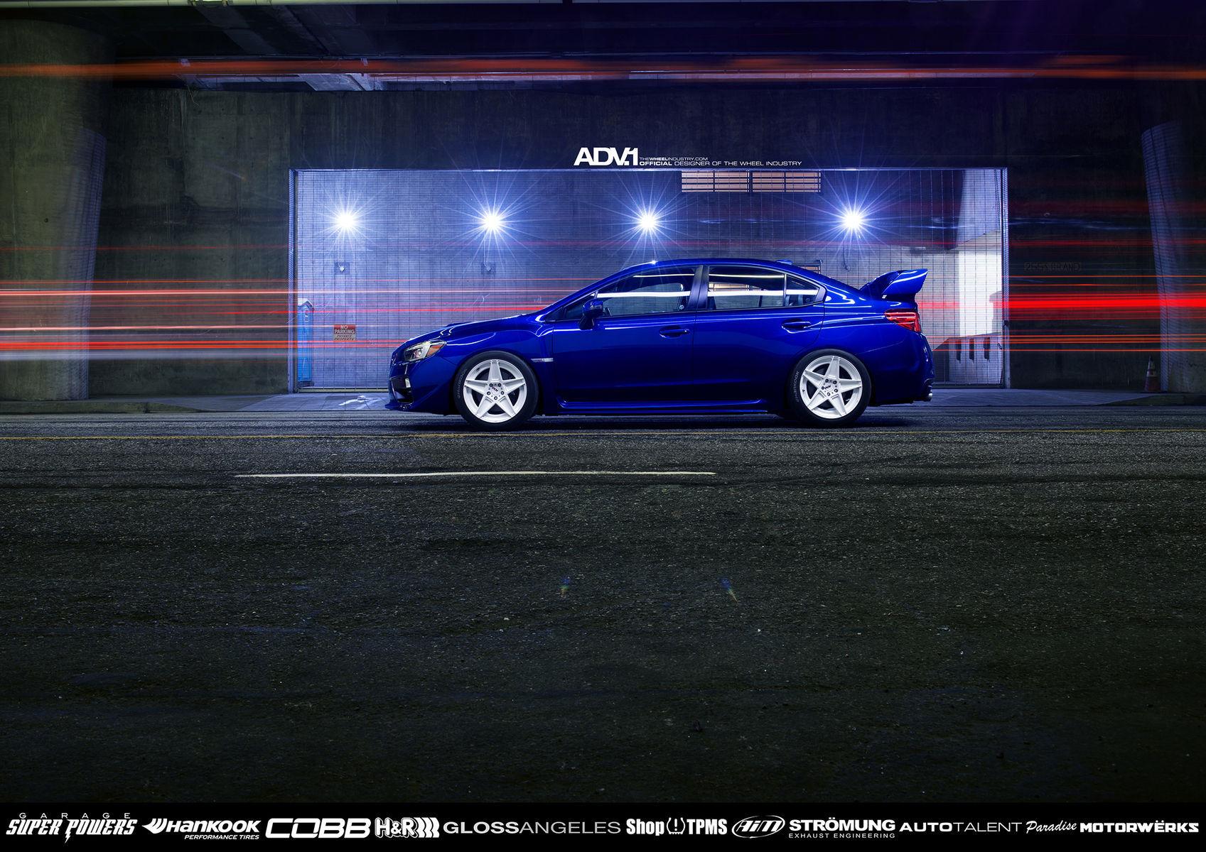2015 Subaru STI | 2015 WRX STI
