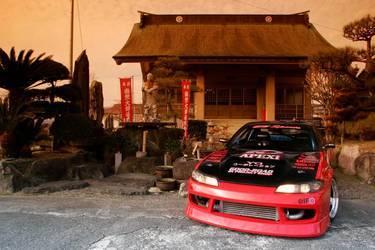Temple Of Drift (Nissan Silvia)