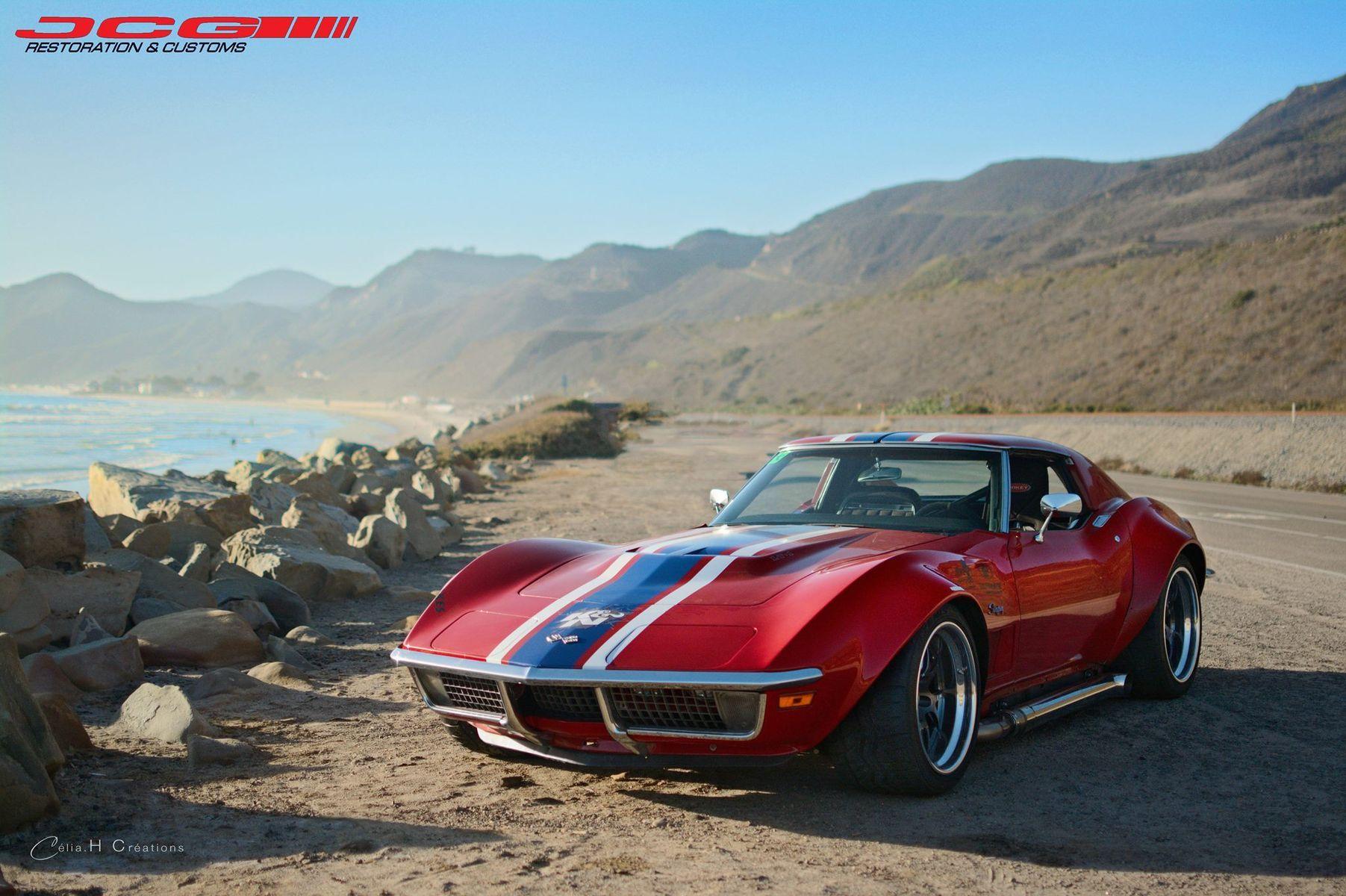 1970 Chevrolet Corvette Stingray | JCG Corvette on Forgeline GA3R Wheels