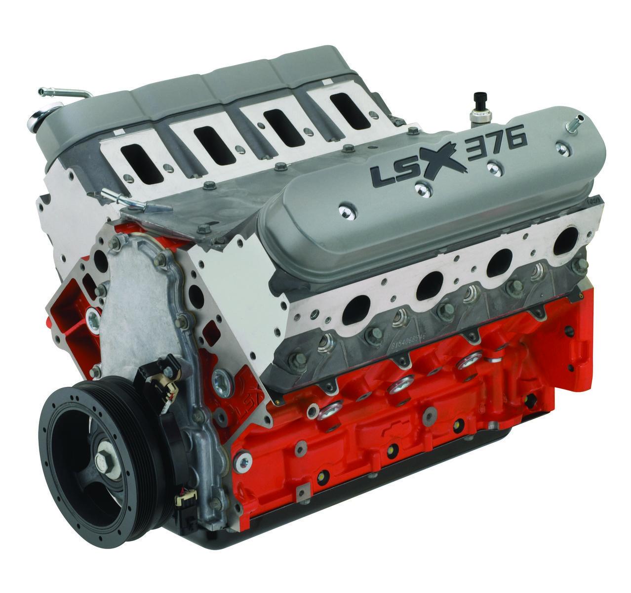 Chevrolet    LSX376-B8