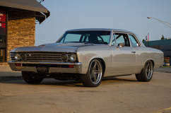 Chevelle 300 on Forgeline SC3C Concave Wheels