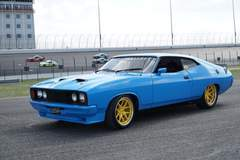 Flat 12 Gallery's Ford Falcon XB GT at Auction