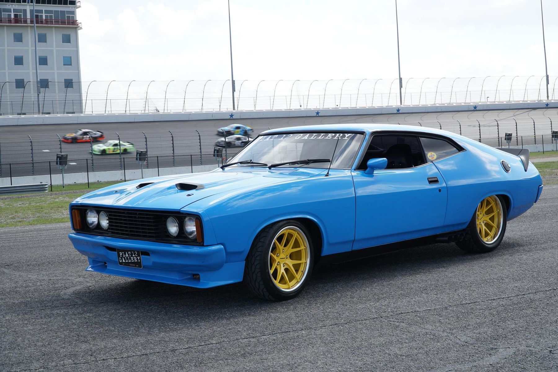 1976 Ford Falcon | Flat 12 Gallery's Ford Falcon XB GT at Auction