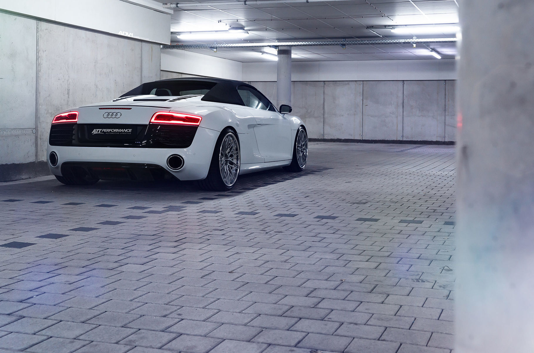 Audi R8 | Audi R8 Spyder - ADV1 ADV10 Track Spec Advanced Series Wheels