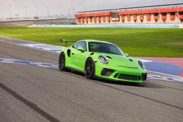 2018 Porsche 911 | Josh Shokri's Speed District Porsche 991 GT3RS on Forgeline One Piece Forged Monoblock VX1R Wheels