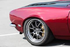 Nathan Johnson's '68 Camaro on Forgeline GA3 Wheels
