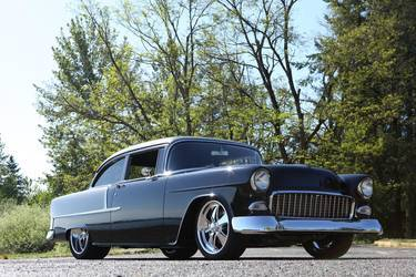 1955 Chevrolet Bel Air | MetaWorks 1955 ProTouring Chevy