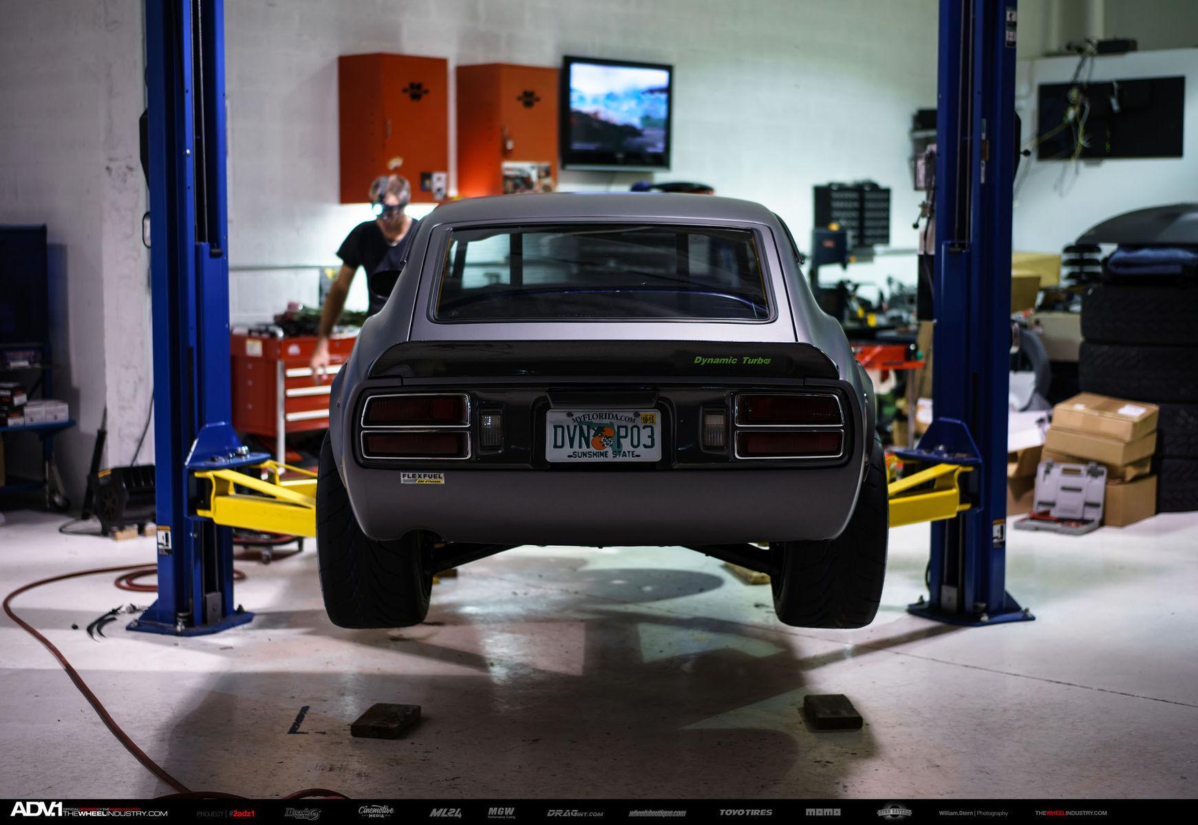 1978 Nissan  | Project 2ADV.1: 1978 Datsun 280Z