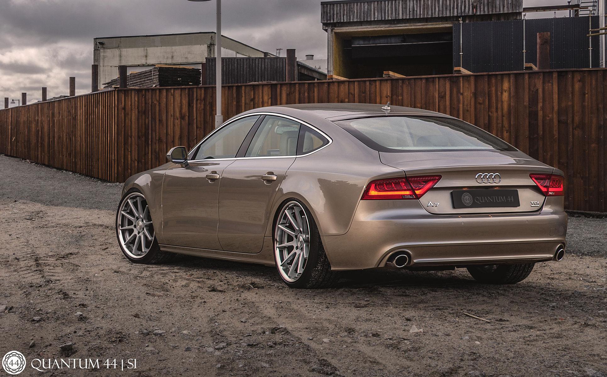 Audi A7 | Audi A7 Sportback - Quantum44 S1