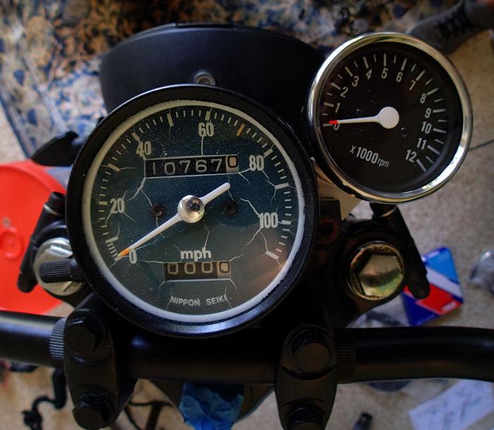 1973 Honda CB350G | Bullitt CB