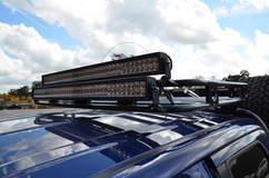 N-FAB TRD PRO Build - Toyota Tundra LED Bars