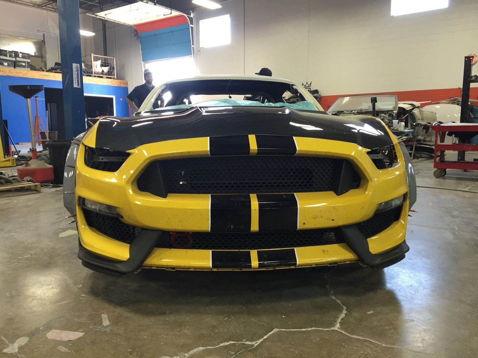 2015 Ford Mustang | '15 Ford Mustang EcoBoost by Ice Nine Group