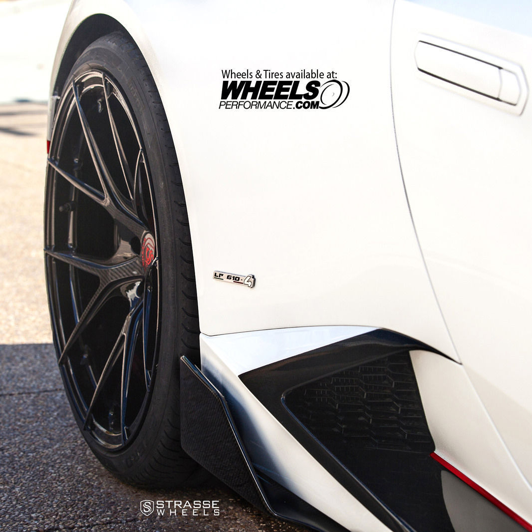| Strasse Forged Huracan