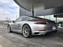 Pfaff Tuning Porsche 991 Carrera GTS on Forgeline One Piece Forged Monoblock GA1R Wheels