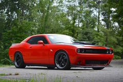 #006 War Hawk Performance Supercharged 392ci Dodge Challenger on Forgeline CR3 Wheels