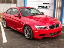 BMW E92 M3 Coupe on Forgeline SC3C-SL Wheels