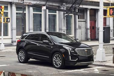 2017 Cadillac  | 2017 Cadillac XT5