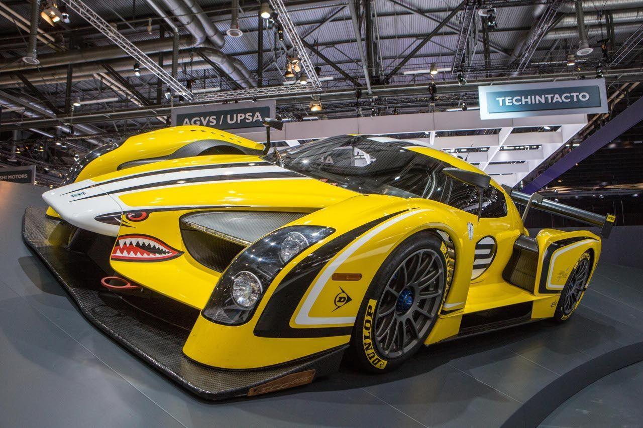 2015   | SCG003C on Forgeline GTD1 Wheels